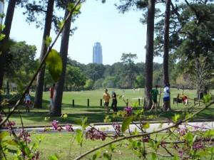 Memorial Park Houston